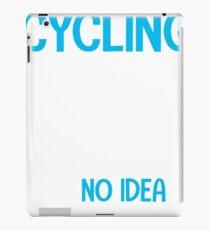 Cycling Hobbies iPad Case/Skin