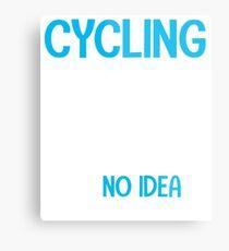 Cycling Hobbies Metal Print