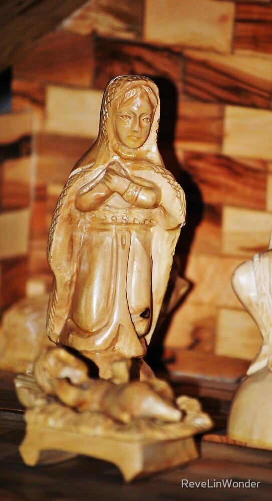 Virgin Mary by ReveLinWonder