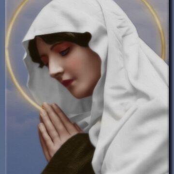 Saint Mary by rgerhard