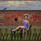 Betty Was Here by Richard  Gerhard