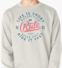 Motorcycle Speed Cult Pullover