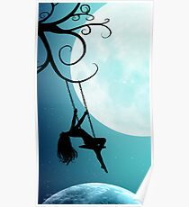 Above The World As It Sleeps Poster