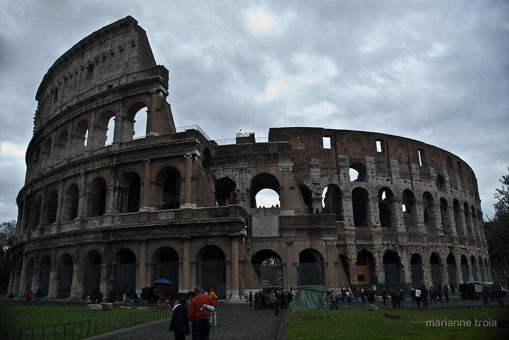the colosseum by marianne troia