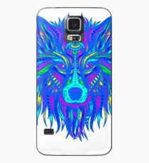 Funda/vinilo para Samsung Galaxy EDM Wolf Rave