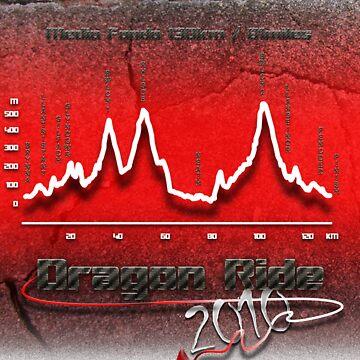 Dragon Ride Medio Fondo by smapics
