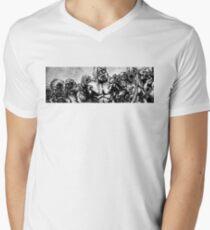 Ibraim Roberson Zombie 2 Mens V-Neck T-Shirt