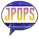 JPOPS Pop! Sticker by JPOPS23