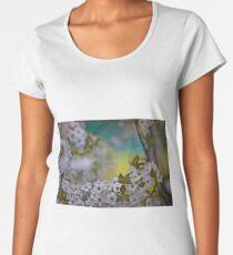 Fascination Spring . Dr.Andrzej Goszcz. Women's Premium T-Shirt