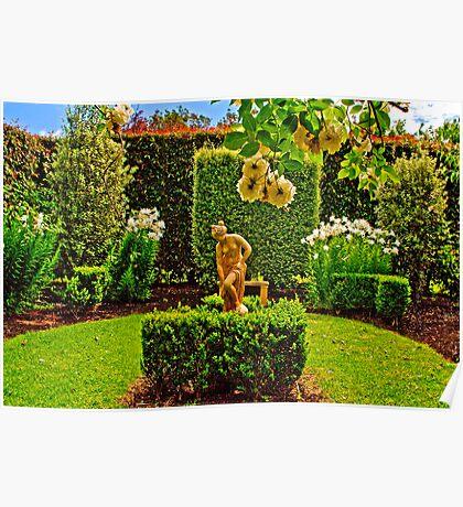 Rivendell Garden Poster