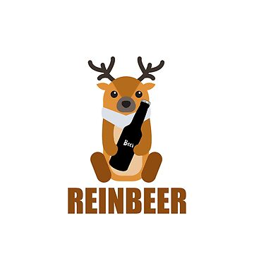 Sweet reindeer beer - pure berry by NoblePirates