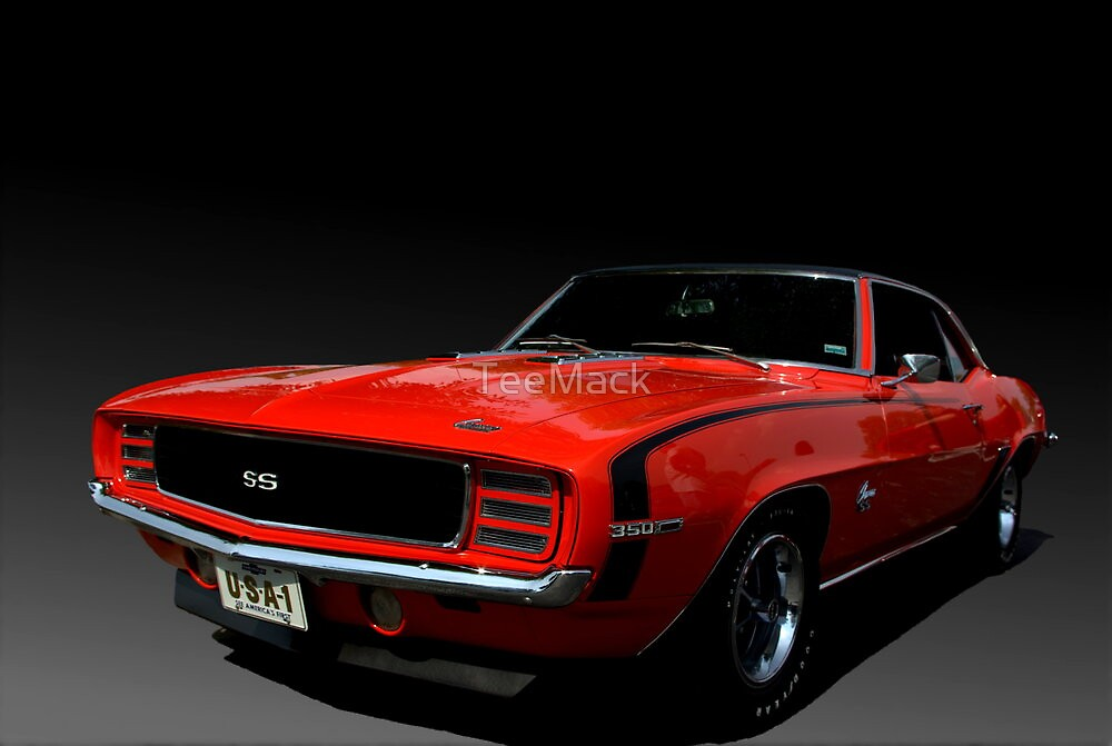 1969 Camero SS-350 by TeeMack
