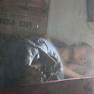 Waking by barnsy