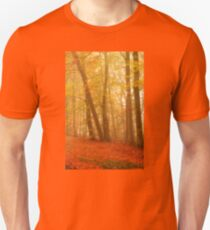 Russet and Gold Unisex T-Shirt