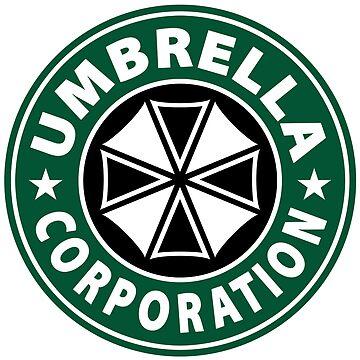 Umbrella Coffee by CCCDesign