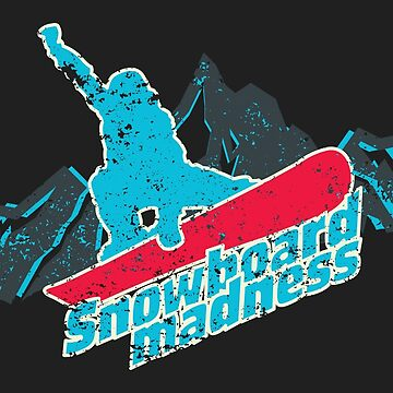 Snowboard Madness by DinoCreations