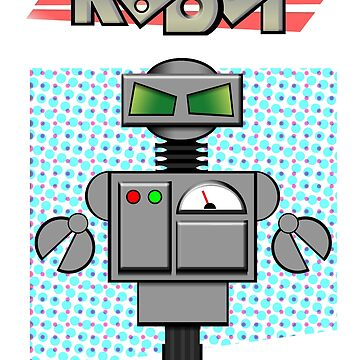 ROBOT by ToneCartoons