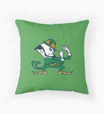 Fighting Irish Leprechaun Throw Pillow