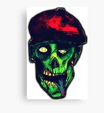Evil Ed  Canvas Print