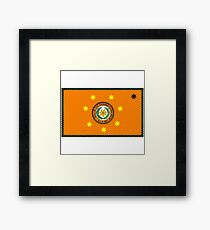 The Cherokee Nation - Flag Framed Print