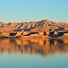 Lake Mead Sunset by CanOverland