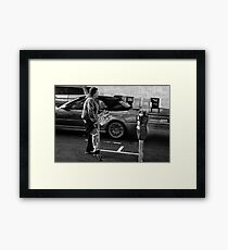 Signs of the Times Framed Print