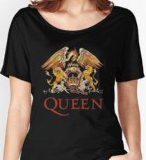 Camiseta ancha para mujer Reina