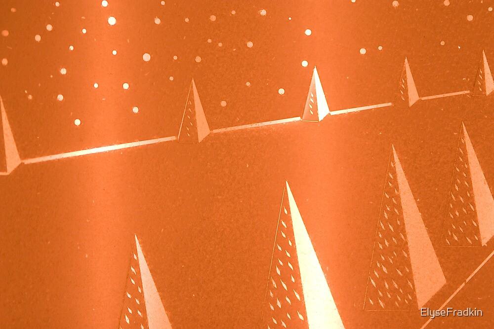 Pyramids a l'Orange by ElyseFradkin