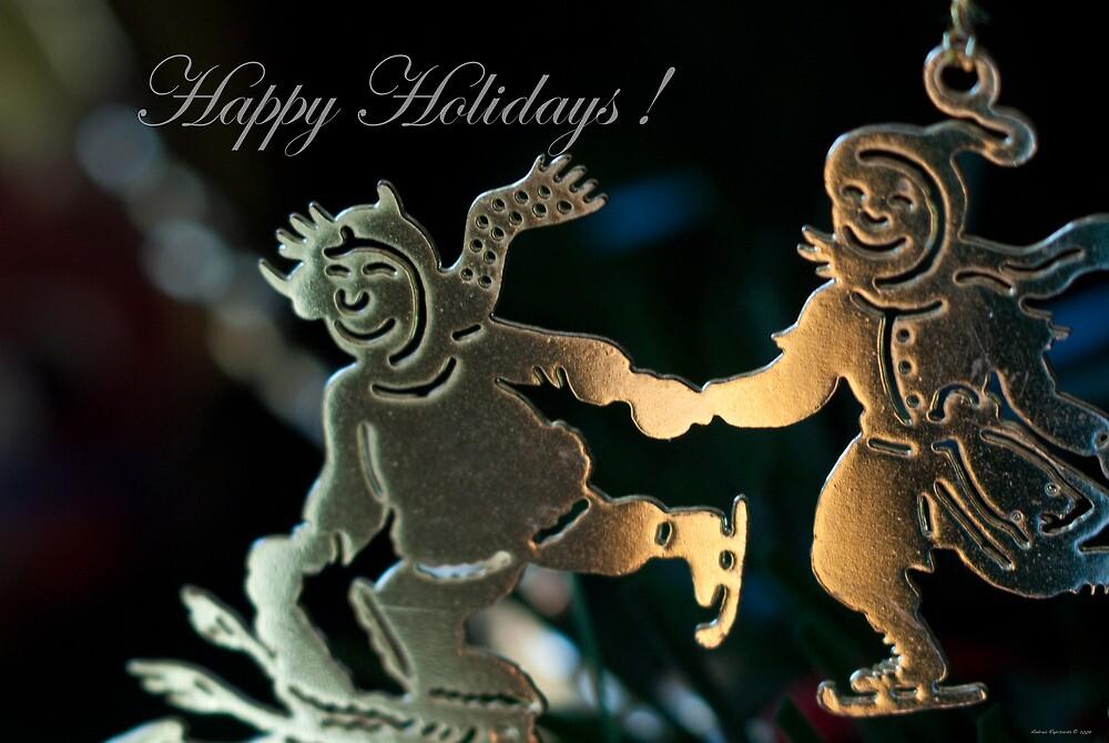 Happy Holidays ! by Andrea Rapisarda