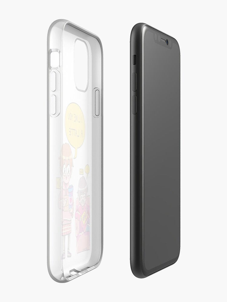 Coque iPhone « JIN SUGA DAD JOKE », par thumin
