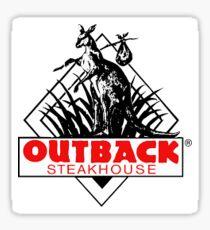 Outback Sticker