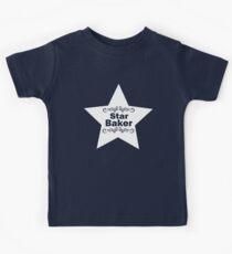 Star Baker, dessinateur britannique Great Cake Off T-shirts enfant