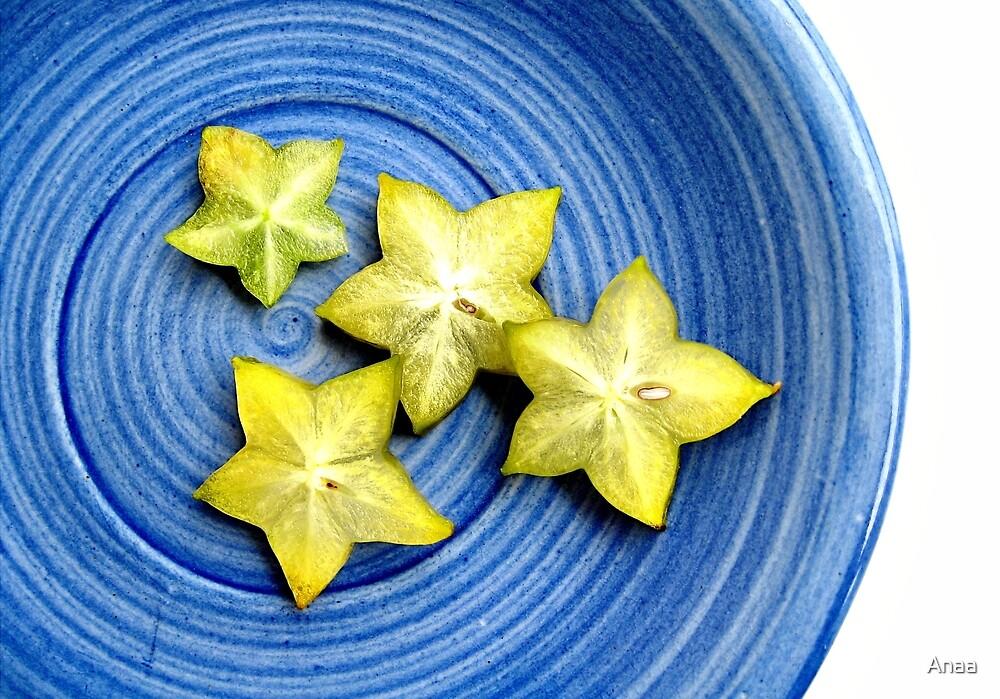 Star Fruit  by Anaa