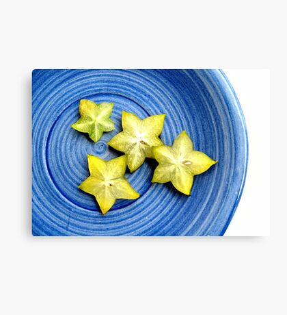 Star Fruit  Canvas Print
