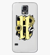 Honey Badger Crest (Color Icon Only) Case/Skin for Samsung Galaxy