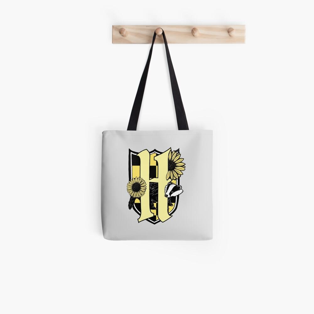 Honigdachswappen (nur Farbsymbol) Tote Bag