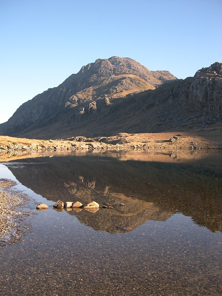 Tryfan from Cwm Idwal by choppers