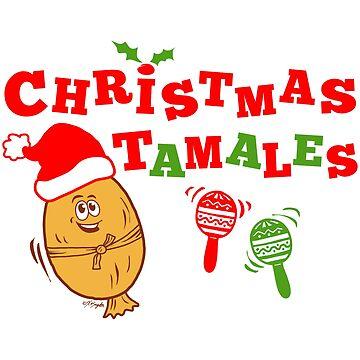 Christmas Tamales by ArtVixen