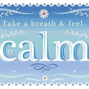 Words: CALM by Bessibury