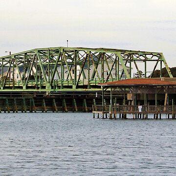 Surf City Swing Bridge by Cynthia48