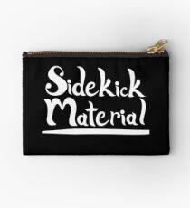 Sidekick Material  Zipper Pouch