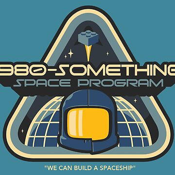 1980-Something Space Program by knightsofloam