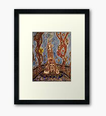 Hollowed sight Framed Print