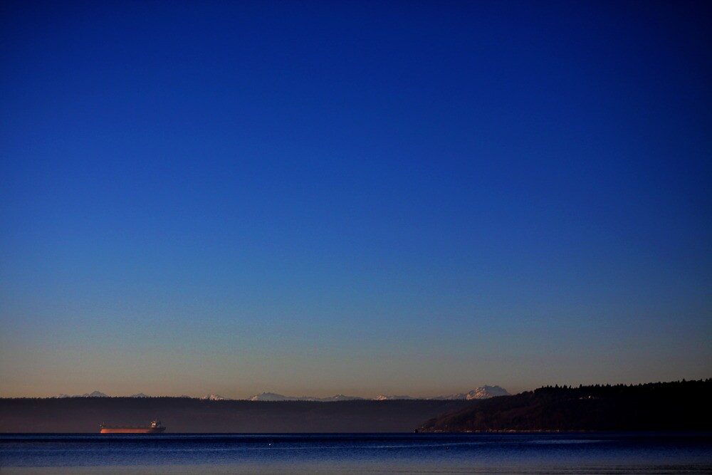 Port of Tacoma by sara montour
