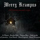 Merry Krampus Holiday Gothic by AlexaVampire