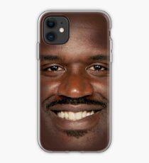 Shaq Fu iPhone Case