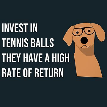 Funny Dog Accountant Financial Advisor Finance Teacher  by TheCreekMan