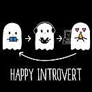Happy Introvert by PikachuRox