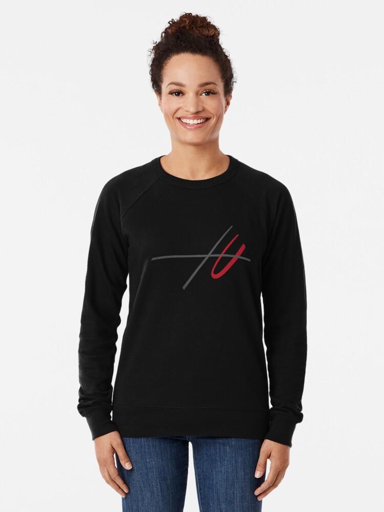 Alternate view of Plus Ultra Lightweight Sweatshirt