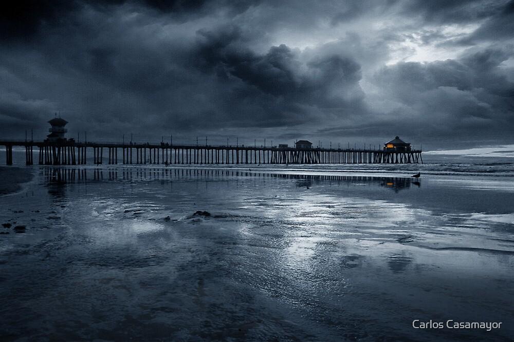 Huntington Beach by Carlos Casamayor